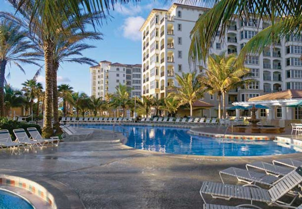 Marriott Ocean Pointe Two Bedroom Villa Palm Beach Shores