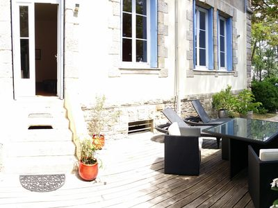 Photo for La Baule Apartment T3 in the heart of the pine forest near the beach and Thalasso