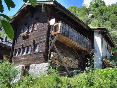 Photo for Restored ancient Valais house