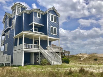 Photo for Semi-Oceanfront, 75 yards to the beach. Beach Views from all bedrooms. Elevator.