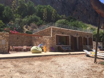 Photo for Seaside cottage in the reserve of Montecofano