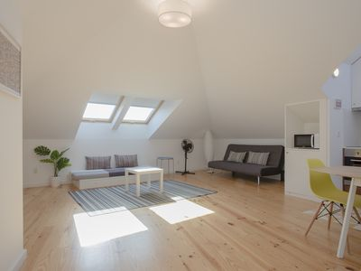 Photo for Liiiving in Porto | Cosy Downtown Apartment II