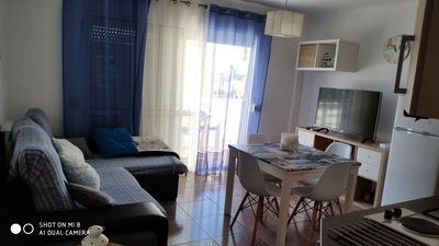 Photo for 2 Bedroom Apartment 100 meters from the WIFI beach