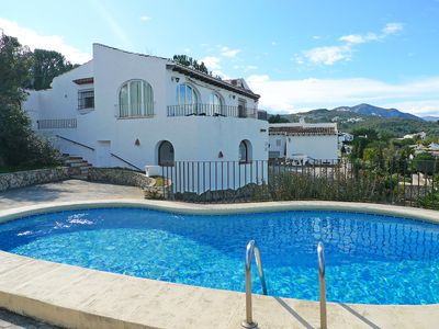 Photo for 3BR Villa Vacation Rental in Pego, Costa Blanca
