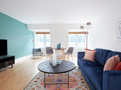 Photo for Playful 1BR in Mayfair by Sonder