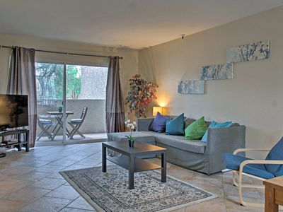 Photo for NEW! Condo w/Pool Access & Scottsdale Trolley Stop