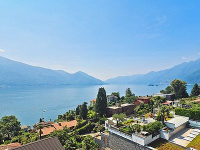 Photo for Apartment in the center of Ascona with Lift, Parking, Internet, Balcony (46765)