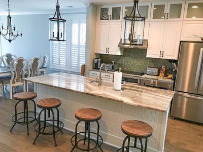 Photo for NEW LISTING! Brand New 3 bdrm, 3.5 bath less than 2 miles from Sullivan's Island