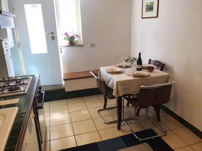 Photo for 1BR Apartment Vacation Rental in Fregene