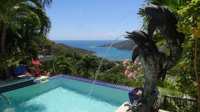 Photo for Beautiful Coral Bay views, close to beaches.