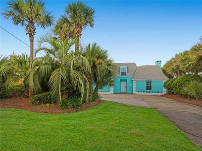 Photo for Nothing Like This Home! Gulf Front-Private Beach-Large Living Room!