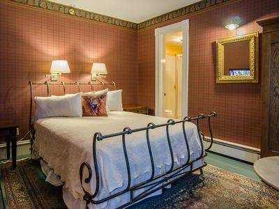 Photo for 2nd Floor Queen Room with Custom Full Breakfast in downtown Shelburne, VT