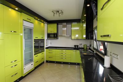 A kitchen with all you could need!