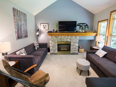 Photo for Newly Updated Quiet Family Oriented Whistler Townhome,  in Arrowhead Point