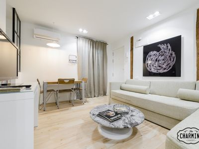 Photo for Charming Ribera de Curtidores I - in the center of the city, ideal for 4 people