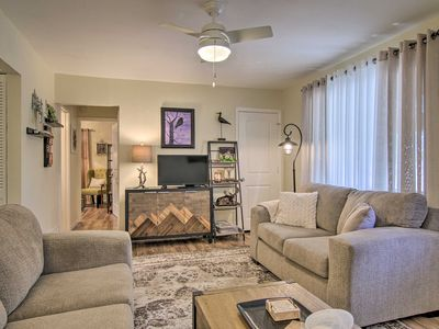 Photo for NEW! The Springs Bungalow w/Patio by Memorial Park