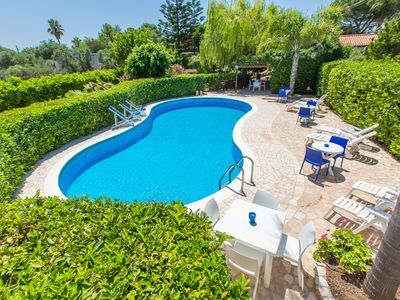 Photo for Puglia villa with pool near sandy beaches Brindisi airport at 20 km