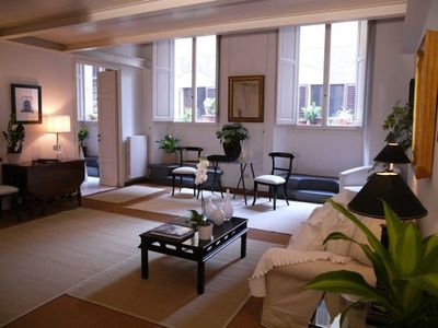 Photo for Refurbished in a Tuscany stylish way,very elegant,city centre,3 minutes on foot from Dome,free wi-fi