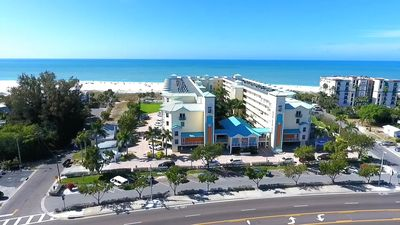 Photo for 10% OFF 7 NIGHTS TOP FLOOR GULF VIEW BEACHFRONT KING IN MASTER BR NEW KITCHEN!