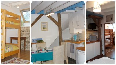 Photo for La Bulle En Baie, gîte ***, calm and comfort in the Bay of Mont Saint Michel