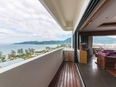 Photo for Patong 14th Floor Seaview 2 Bed