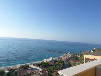 Photo for Balcony on the Sea in Tropea! Apartment for 6 people