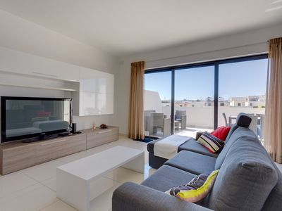 Photo for Fabulous Penthouse in a Prime Location - Two Bedroom Apartment, Sleeps 4