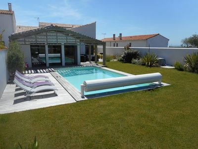 Photo for New Penthouse Villa with private pool 8 people