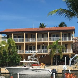 Photo for Gorgeous Canalfront, Ocean View 3 Bedroom 3.5 Bath Home- Water Enthusiasts Dream