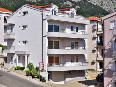 Photo for Studio appartment in Makarska (Makarska) capacity 2+1