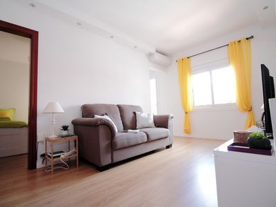 Photo for Hospitalitat Barcelona 5mn walk from Camp Nou. Direct Airport,Sants station,Fira