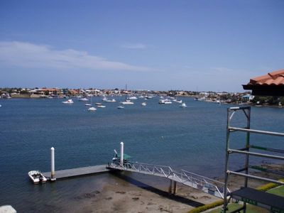 Photo for Most amazing water views for this very quiet yet central location, now from $105/night!