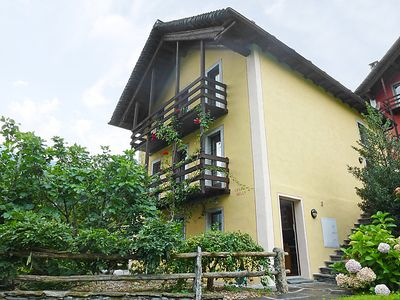 Photo for 1BR Apartment Vacation Rental in Acquarossa