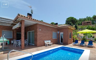Photo for Superb view and private pool for this villa welcoming 6 people