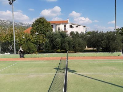 Photo for Apartment in Seline (Paklenica), capacity 2+4