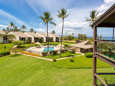 Photo for #311 Third floor condo, easy access to best beach on Maui!