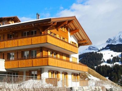 Photo for Apartment Schützenrain in Adelboden - 4 persons, 2 bedrooms