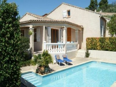 Photo for Completely enclosed villa with private swimming pool and lots of privacy