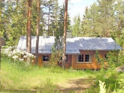 Photo for Vacation home Lomakuikka in Kuhmoinen - 5 persons, 2 bedrooms