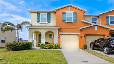 Photo for Luxury on a budget - Compass Bay - Welcome To Contemporary 4 Beds 3 Baths Townhome - 3 Miles To Disney