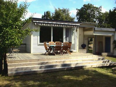 Photo for Fantastic vacation home minutes from the beach, situated near nature reserve