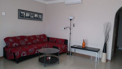 Photo for Luxury 2 Bed Rooms, With Large Communal Pool Apartment, 400 M From The Sea