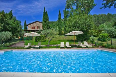 Casale San Francesco - Private house with pool in the countryside of Assisi