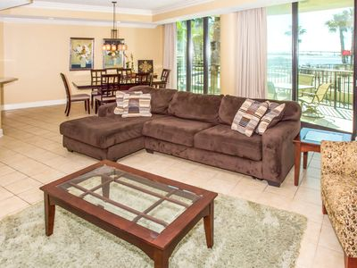 Photo for Boater's Paradise - Pet-Friendly Condo at Phoenix on the Bay II w/ Pools