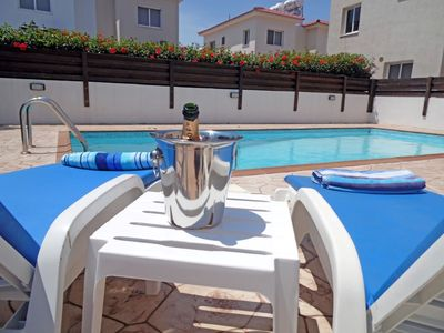 Photo for VILLA KNOSSOS - 3 BED WITH POOL JUST 5 MINUTES DRIVE TO PERNERA