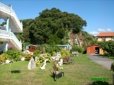 Photo for The Burby III apartment with garden in Somo (Cantabria).