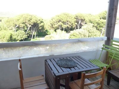 Photo for T2 200 meters from the sea at the Domaine de La Coudoulière (sleeps 3)