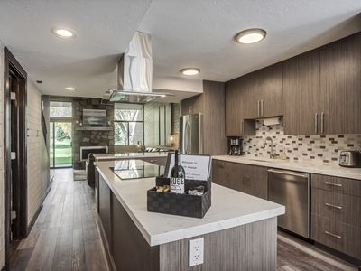 Photo for Modern and spacious townhome on the Golf Course at the Park City Mountain Base