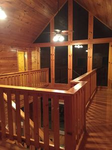 Photo for Stunning 3B/4Ba Cabin: Pool + 5min to Dollyworld!