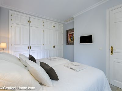 Photo for Florentin.1bed and terrace